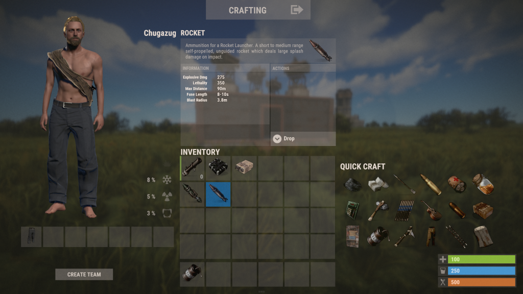 Rust Guide To Explosives Cubold Gaming